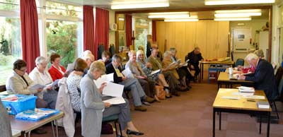 friends of all saints agm
