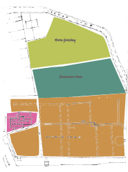 Plan of Churchyard All Saints Warlingham
